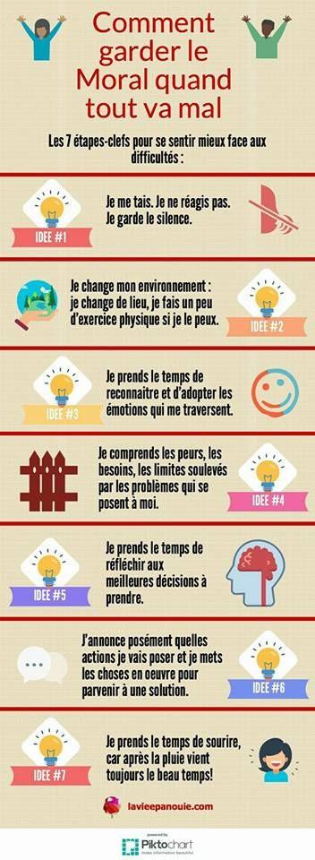 7 idées simples pour garder le moral en toutes circonstances | Bio à la une