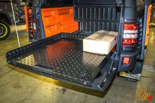 Выкатные грузовые платформы давно пользуются популярностью у заокеанских пикаповодов. Есть шанс, что для нас тоже станут возможны доступные решения.