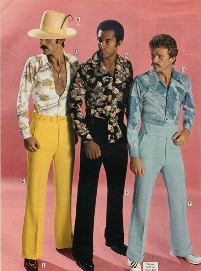 Best 25 70s Fashion Men Ideas On Pinterest
