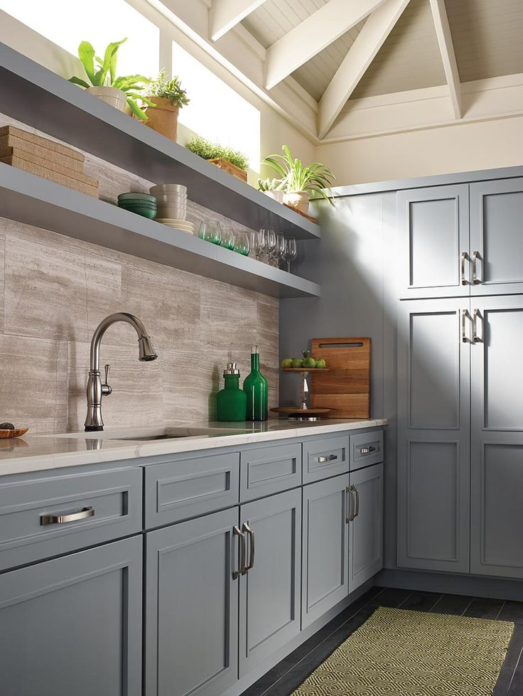 Ideas & Inspiration for Kitchen Cabinets, Bathroom, Laundry Rooms, Interior Door, Walkin Closets - Bertch Cabinets
