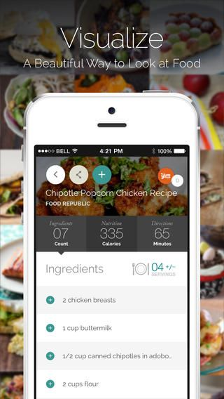 Yummly Recipes & Grocery Shopping List on the App Store on iTunes