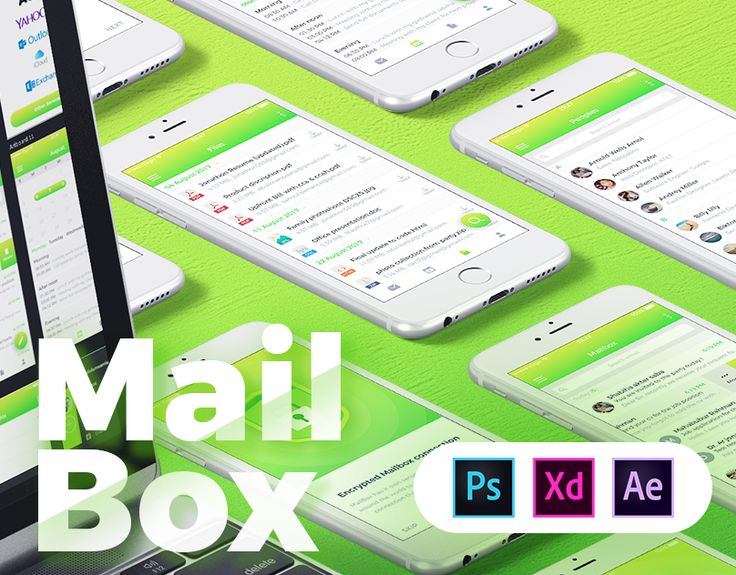 "Check out this @Behance project: ""MAILBOX - Email service Provider app design for iOS."" https://www.behance.net/gallery/57052055/MAILBOX-Email-service-Provider-app-design-for-iOS"