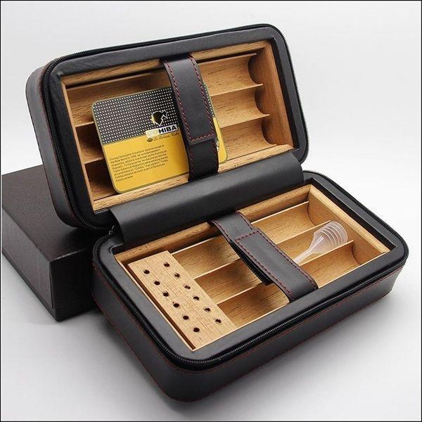 Best Cigar Travel Case With Cedar Wood
