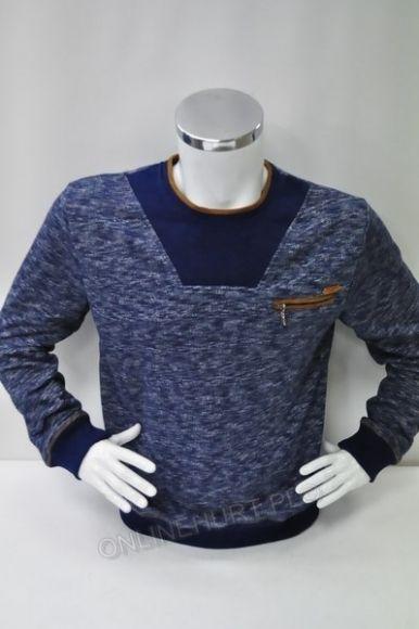 Sweter Męski 3239  Overnexs Prod. Turecki (M-2XL)