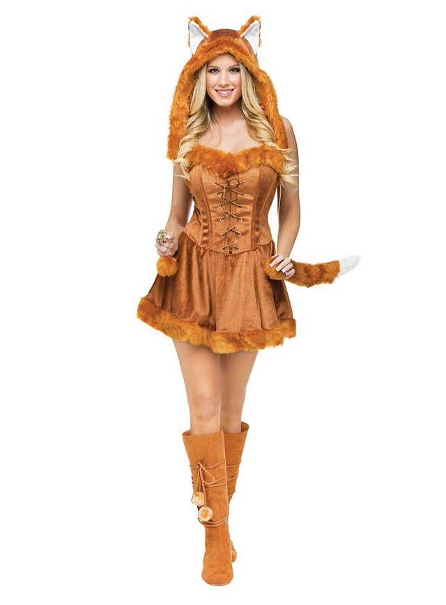 Foxy Lady Kostüm ★ online kaufen ★ maskworld.com