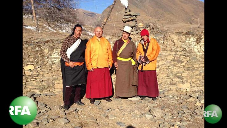 Enthusiastic Welcome for Freed Tibetan Monk