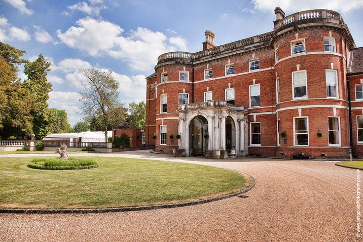 Oakley Hall Country House Wedding Venue In Hampshire