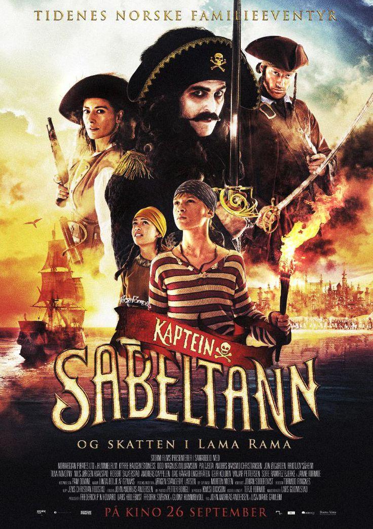 Capitán Diente de Sable y el tesoro de Lama Rama - http://www.dailymotion.com/video/x2zod55_capitan-diente-de-sable-y-el-tesoro-de-lama-rama-trailer-espanol_shortfilms