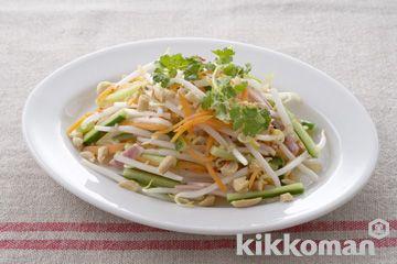 もやしのベトナム風サラダ