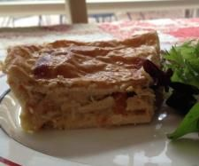 Recipe Chicken and Leek Pie by Luisa B3 #ThermomixBakeOff