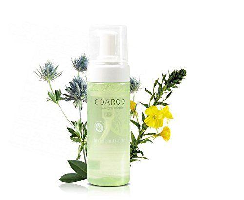 Herbal Anti acné Cleansing Foam 160 ml / 5.6 fl oz naturel Extraits d'herbes Meilleur Soin du visage anti-acné pour les adolescents femmes…