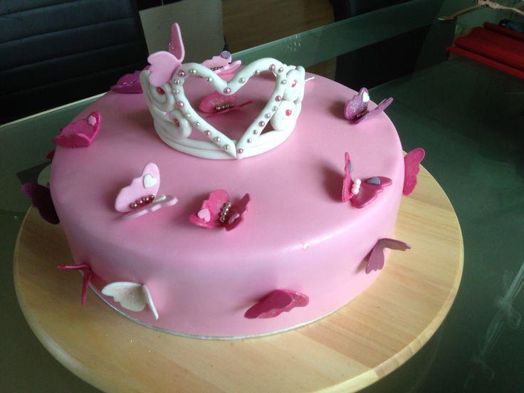 Princess Tiara Cake Images