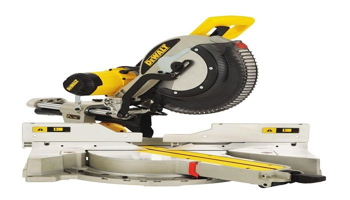 DEWALT DWS780 Sliding Compound Miter Saw Review
