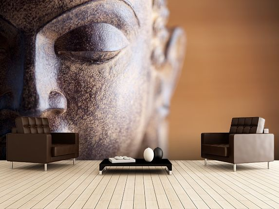 Statue of Buddha Wall Mural | Statue of Buddha Wallpaper