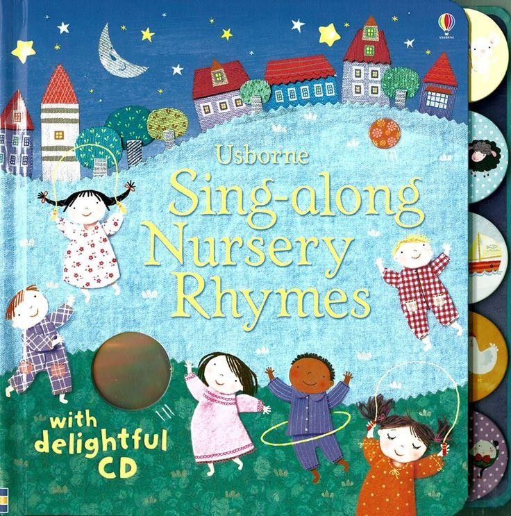 Sing Along Nursery Rhymes With Delightful Cd 9 99 Www Quackquackbooks Co Baby Booksnursery Rhymesnurseries
