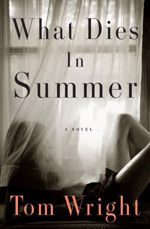 What Dies in Summer  by Tom Wright   Jim has a touch of the sight. It's generally useless--until the summer his cousin moves in with him and their grandmother. When they discover the body of a girl--brutally raped and murdered--an investigation begins that will put both their lives in danger.