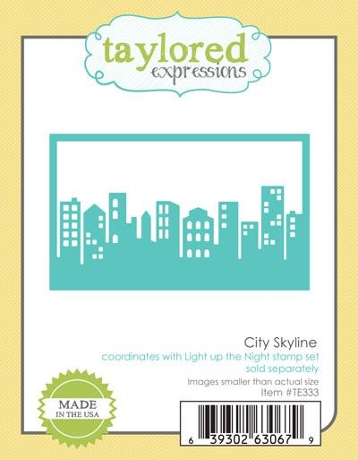 Taylored Expressions - City Skyline