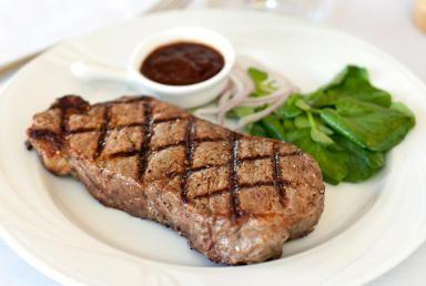 Grilled steak - Lara Hata/Photodisc/Getty Images