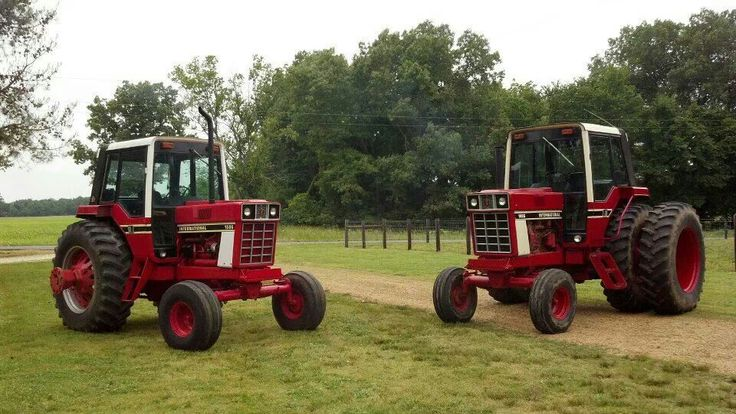 International Harvester 1586 Tractor : Ih ffa hot rods it s what you drive to