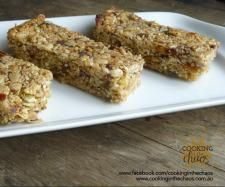 Recipe Muesli Bars by Cooking in the Chaos - Recipe of category Baking - sweet