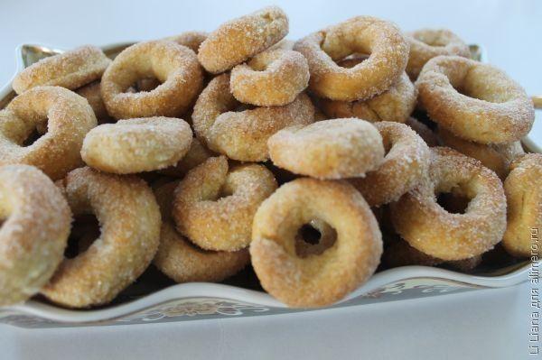 Итальянское печенье ТОРЧЕТТИ / Рецепты с фото