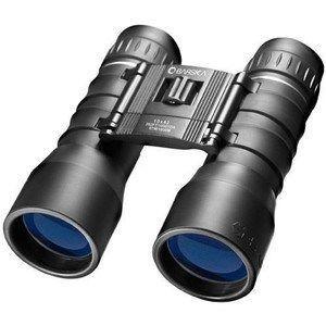 Barska 10x42 Lucid View Blue Lens Compact Binoculars-Black