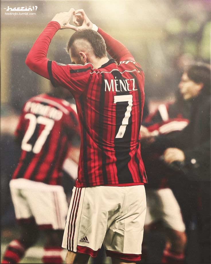 #Jérémy Ménez #Ac Milan #Serie A #Football #Edit