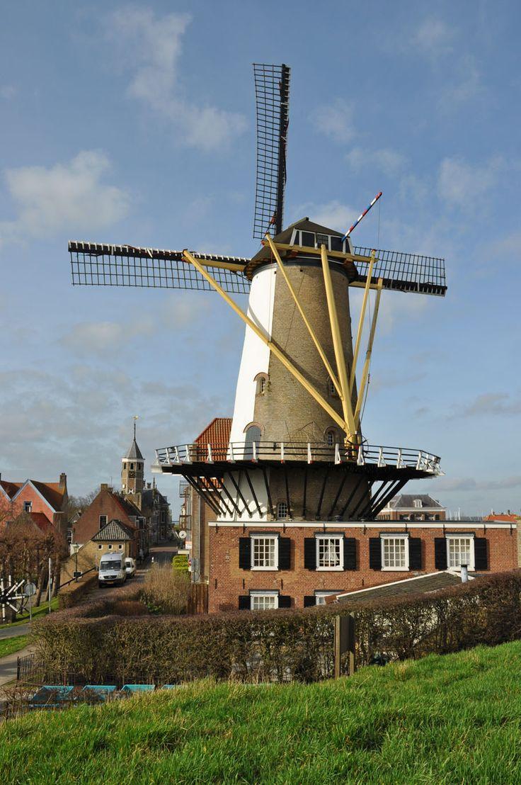 Willemstad (Noord-Brabant) - D'Orangemolen
