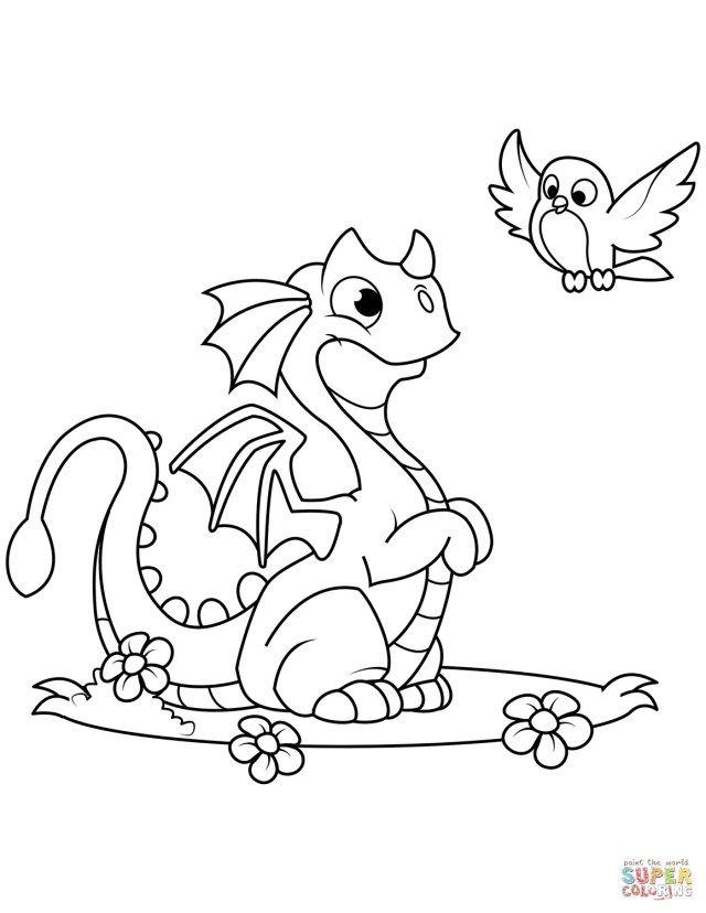 ausmalbilder zum ausdrucken kostenlos drachen  aiquruguay