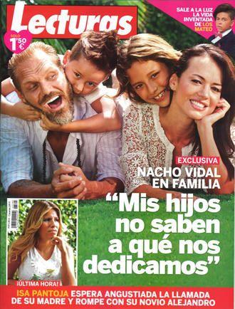 Nacho Vidal, en un sinvivir por su hija robada: Llevo buscándola toda la vida. Noticias de Televisión