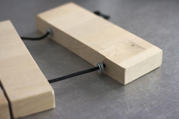 Making a cat bridge.