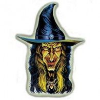 Cutout Glow in the Dark Witch $5.95
