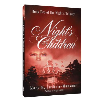 """First edition """"Night's Children"""" - different cover, same best-selling vampire novel at a discount price! A must-read! #vampire #novelcollection"""