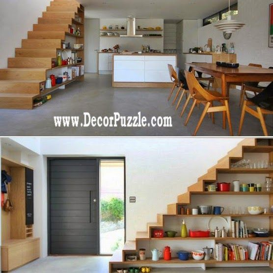 Inspirational Under Stair Shelving Unit
