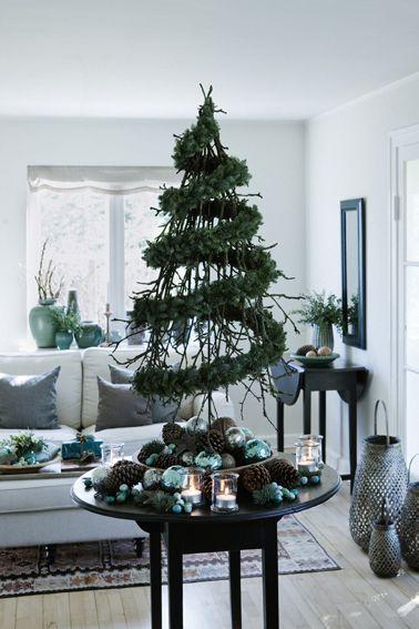 1150 juletraer - 3 juletræer: Enkel naturlighed