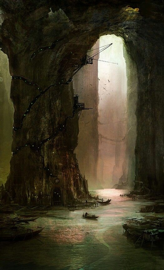 Caverne Dark <3 ***