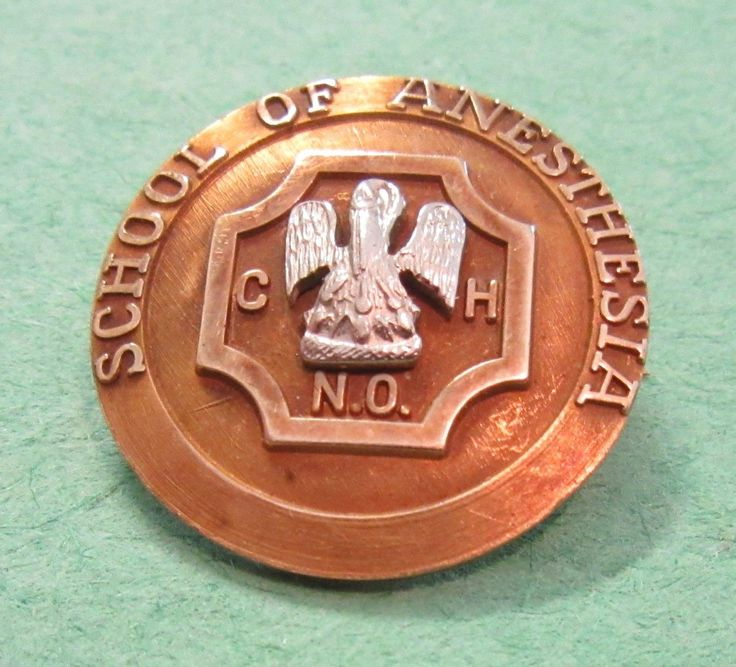 Charity Hopital of New Orleans LA School of Nurse