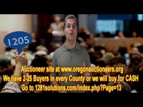 AUCTIONEERS wants to BUY YOUR Property