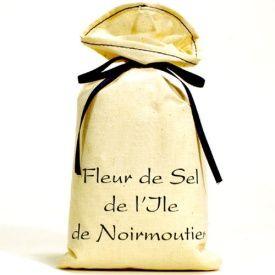 Natural Fleur De Sel Sea Salt from Noirmoutier Island by ...