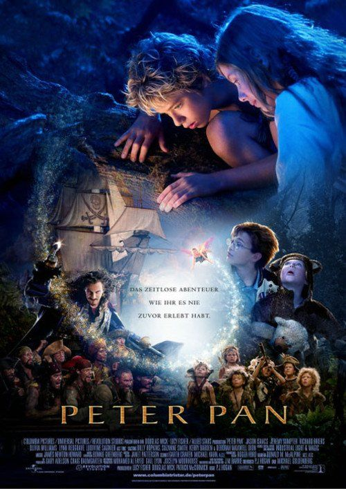 Watch->> Peter Pan 2003 Full - Movie Online