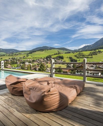 Resort with charme, flair and an unmistakable style – it's one of the most beautiful hotels in South Tyrol