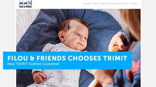 Filou & Friends chooses TRIMIT Fashion as their new ERP software solution.