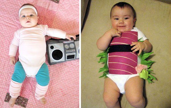 Disfraces caseros de halloween para beb s kiddos pinterest halloween - Disfraces de halloween bebes ...