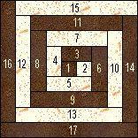 Greek Key pattern - very geometric