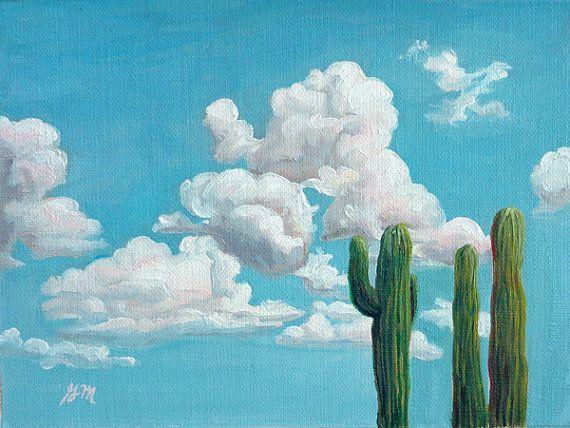 'Reach for the sky'  by GretchenMattaStudio on Etsy