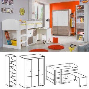 17 best ideas about jugendzimmer set on pinterest | mädchen ... - Kinderzimmer Einrichtungsideen 83 Retro Stil