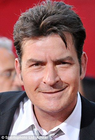 Son: Charlie Sheen