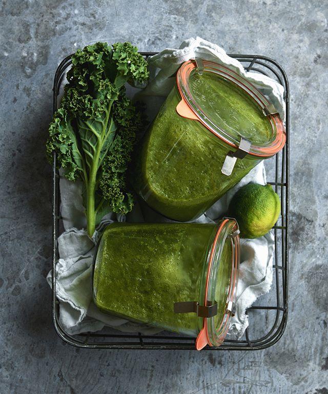 Healty morning  #kickstart #earlymorning #juice #greenfood #breakfast #drink #healty #vegan #foodie #foodphotography @elisabeth.hilde