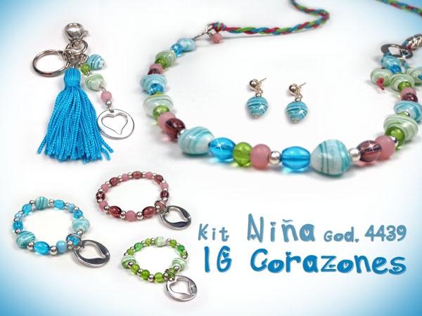 Kit Niñas Cod. 4439