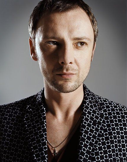 John Simm from Doctor Who and Life on Mars and...a bunch of other stuff probably I haven't seen.